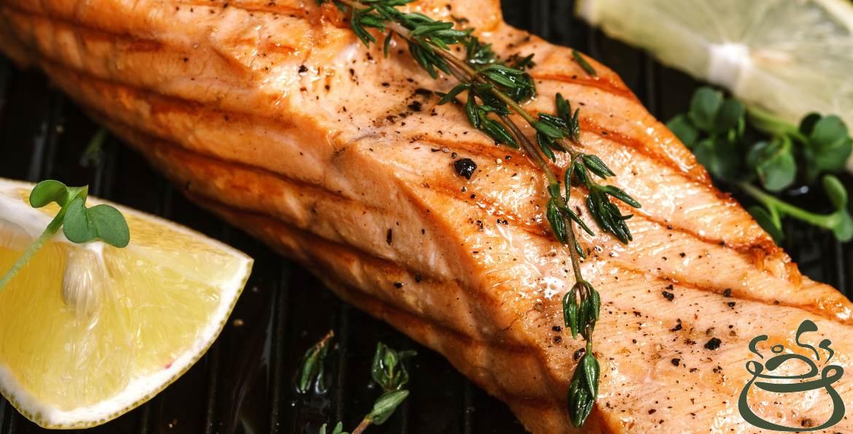 Prepared Salmon - CookinGenie