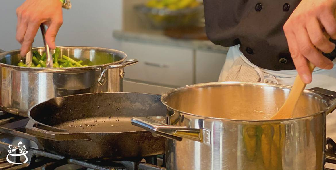 National Food Safety Month— Keys for Cooking and Serving Food Safely