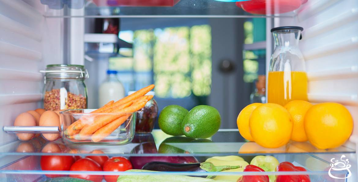 Ways to store food safely - cookinGenie blog