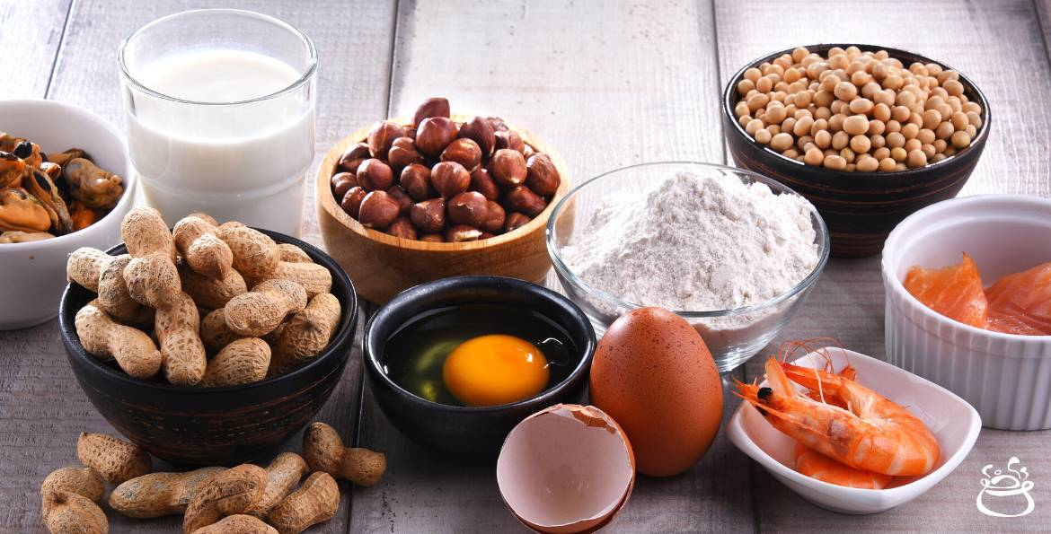 Foods to know the Difference Between Food Allergies, Intolerances &Sensitivities